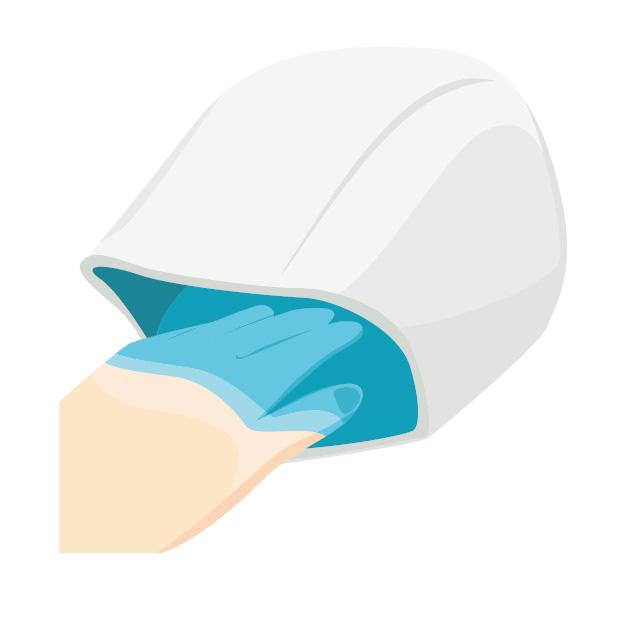 コロナ-紫外線ライト-除菌